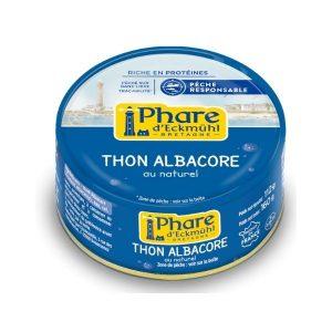 THON ALBACORE AU NATUREL 400G - PHARE D'ECKMUHL / CANOPY