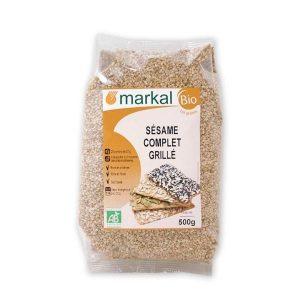 SESAME COMPLET GRILLÉ 500G - MARKAL / CANOPY