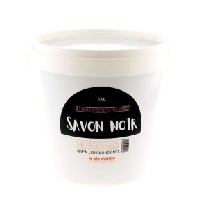 SAVON NOIR EN PATE BELDI 1 KG - LE BIO MONDE / Canopy
