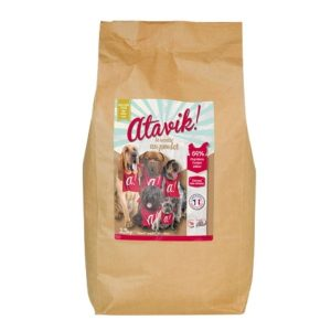 CROQUETTES CHIEN - POULET Made in France 12Kg - ATAVIK / CANOPY
