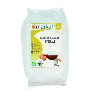 FARINE DE SARRASIN 500g - MARKAL / CANOPY