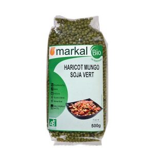 HARICOTS MUNGO 500g - MARKAL / CANOPY