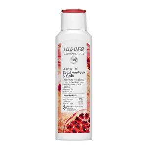 SHAMPOOING ÉCLAT COULEUR & SOIN 250ml - LAVERA / CANOPY
