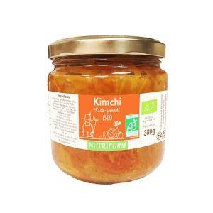 KIMCHI LACTO-FERMENTÉ 380g - NUTRIFORM / Canopy