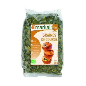 GRAINES DE COURGE 500g - MARKAL / CANOPY