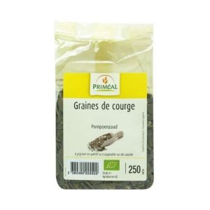 GRAINE DE COURGE EUROPE 250g - PRIMÉAL / CANOPY