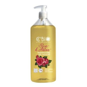 SHAMPOOING DOUCHE ROSE D'ANTAN 1L - CE' BIO / CANOPY