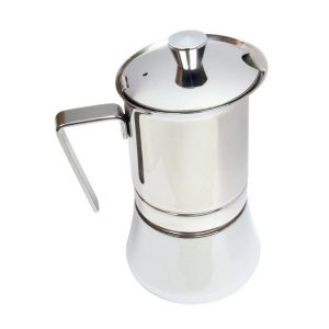 CAFETIERE ITALIENNE INOX 4 TASSES - AH TABLE! / CANOPY