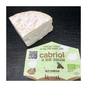CABRIOL DE CHEVRE BIO - la lémance / CANOPY