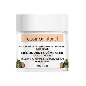 DEODORANT CREME SOIN 40g - COSMONATUREL/ Canopy