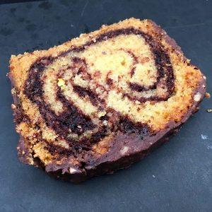 CAKE MARBRÉ CHOCOLAT CANOPY