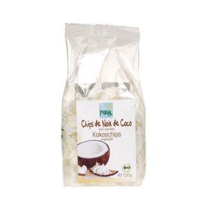 CHIPS NOIX DE COCO 150g - PURAL / Canopy