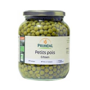 PETITS POIS 370ml - PRIMÉAL / Canopy