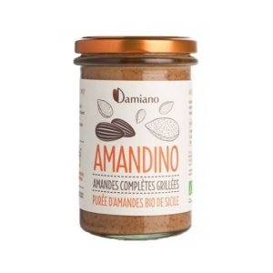 PURÉE AMANDES GRILLÉES AMANDINO 275g - DAMIANO / CANOPY