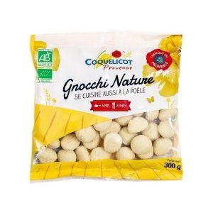GNOCCHI NATURE 300g - COQUELICOT / CANOPY