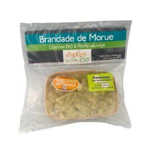 BRANDADE DE MORUE SURGELÉE 300g - AQUIBIO / CANOPY