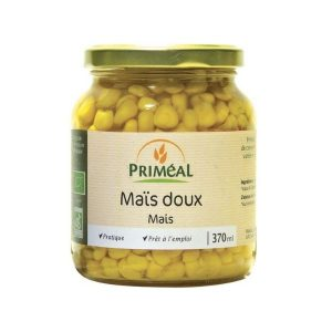 MAÏS DOUX FRANCE 370ml - PRIMÉAL / CANOPY