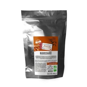 CANNELLE MOULUE BIO 500g - BIODYSSEE / CANOPY