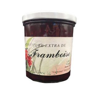 CONFITURE DE FRAMBOISE 370g L&D KASMI / CANOPY