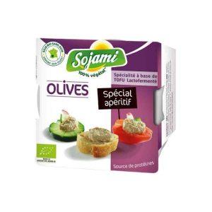 SOJAMI APÉRITIF OLIVES 125g - SOJAMI / CANOPY