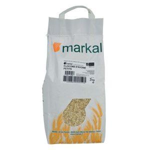 FLOCONS D'AVOINE PETITS 3kg - MARKAL / CANOPY