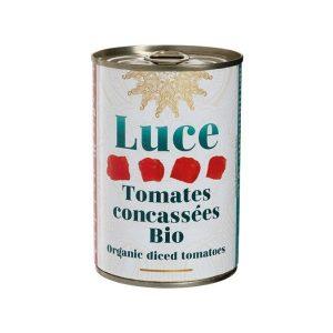 TOMATES CONCASSÉES 400g - LUCE / CANOPY