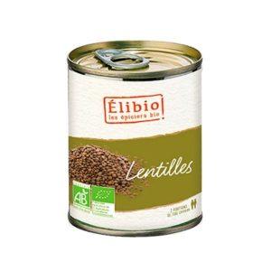LENTILLES BOITE 400g - ELIBIO / CANOPY