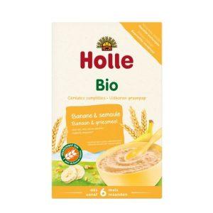 BOUILLLIE BANANE SEMOULE 250g - HOLLE / CANOPY