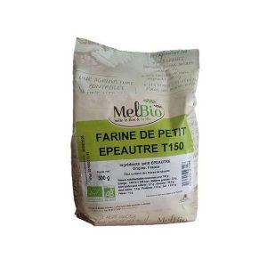 FARINE PETIT ÉPEAUTRE T150 500g - MELBIO / CANOPY