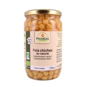 POIS CHICHES AU NATUREL 720ml - PRIMÉAL / CANOPY