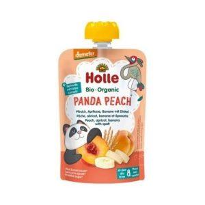 PANDA PEACH POUCHY 100g - HOLLE / CANOPY