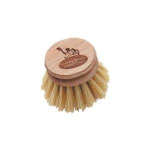 Recharge Brosse vaisselle laiton/fibre - ECODIS / CANOPY