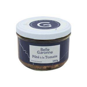PÂTE A LA TOMATE 190g - BELLE GARONNE / CANOPY