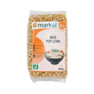 MAIS POP CORN 500g - MARKAL / CNOPY