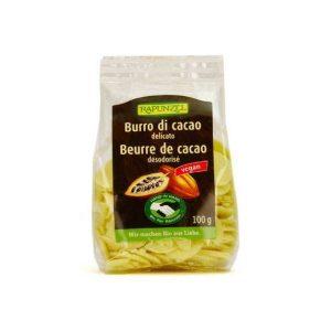 BEURRE DE CACAO DESODORISE 100gr - RAPUNZEL / CANOPY