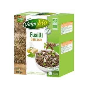 FUSILLI SARRASIN BIO 500g - VALPIBIO / CANOPY
