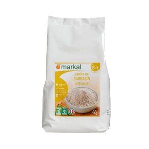 FARINE DE SARRASIN 1kg - MARKAL / CANOPY