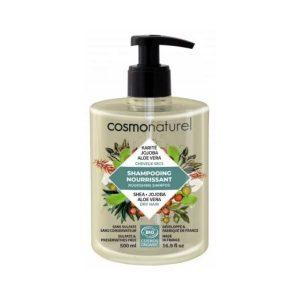 Shampooing CHEVEUX SECS : Karité/Jojoba/Aloé véra - 500 ml GRAVIER / CANOPY