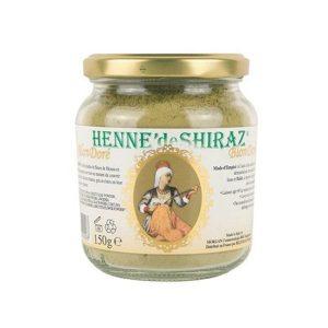 HENNE DE SHIRAZ BLOND DORÉ 150g - HENNES DE SHIRAZ / CANOPY