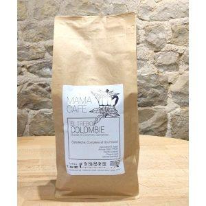 CAFÉ COLOMBIE GRAINS 1Kg - MAMA CAFÉ / CANOPY