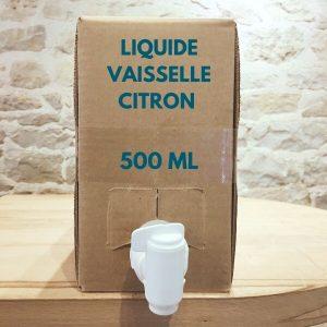 LIQUIDE VAISSELLE CITRON / CANOPY