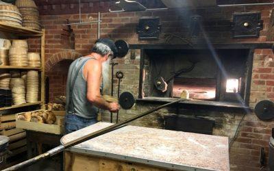 Le pain de Creysse, ou le renouveau d'un four à bois