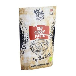 PATE DE CURRY ROUGE THAÏ 50g - ONOFF SPICES / CANOPY