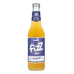 FIZZ BIO ORANGE 33cl - MENEAU / CANOPY