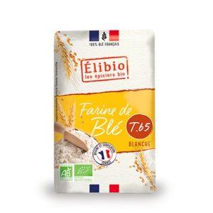 FARINE DE BLÉ T65 FRANCE 1Kg - ELIBIO / CANOPY