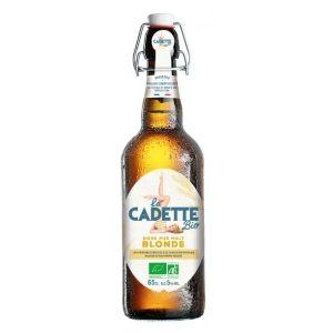 BIERE BLONDE BIO 65cl LA CADETTE / CANOPY