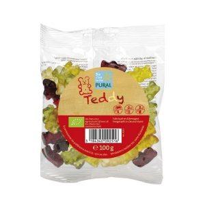PECTINO TEDDY Sans gélatine 100g - PURAL / CANOPY