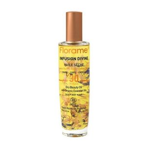 HUILE SECHE INFUSION DIVINE 100ml - FLORAME / CANOPY