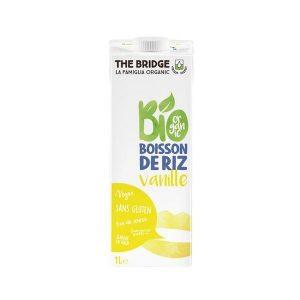 BOISSON RIZ VANILLA 1L - THE BRIDGE / CANOPY